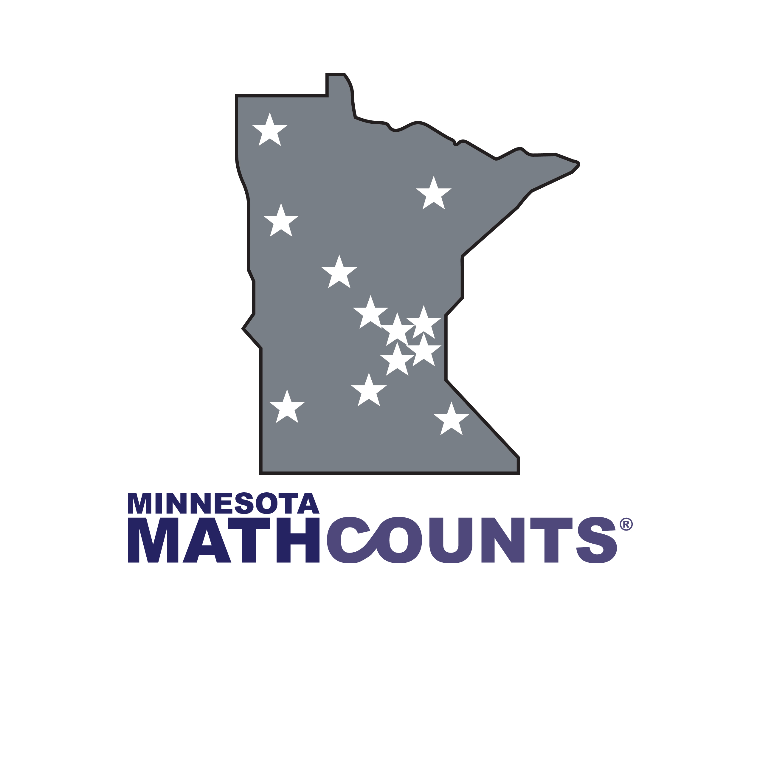 MN MATHCOUNTS Logo